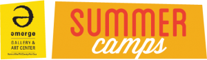 Summer Art Camp Banner 300x87