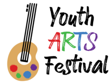Final Youth Arts Festival Logo 01